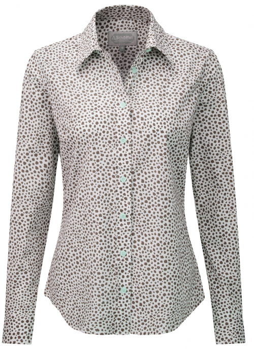 schoffel-suffolk-shirt-ladies-heather