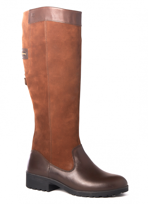 dubarry-clare-walnut-boots