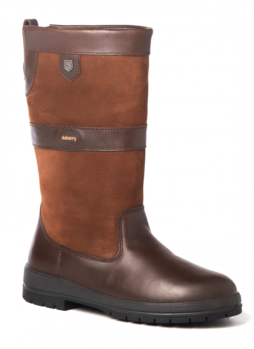 dubarry-kildare-walnut-boots