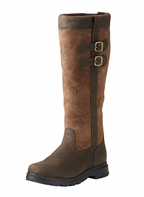 Ariat-eskdale-ladies-country-waterproof-Boots-java