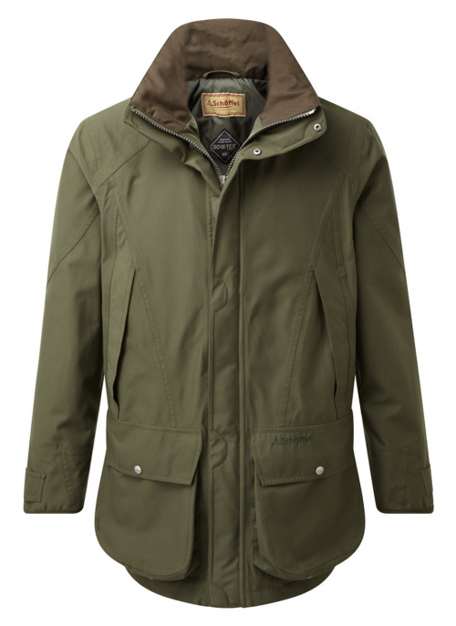 Schoffel-ptarmigan-extreme-II-woodland-shooting-coat