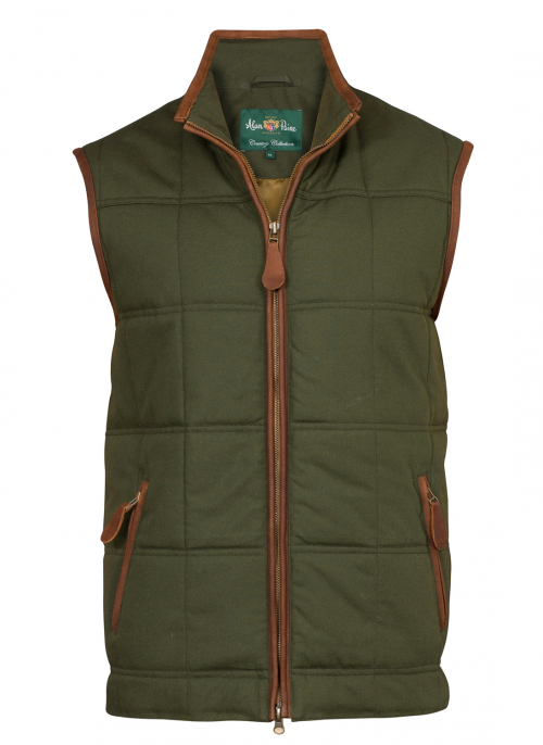 alan-paine-kexby-gilet-Olive