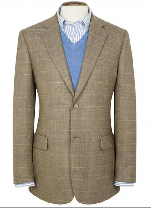 brook-taverner-camberley-oatmeal-mens-sports-jacket-bredonhillshooting