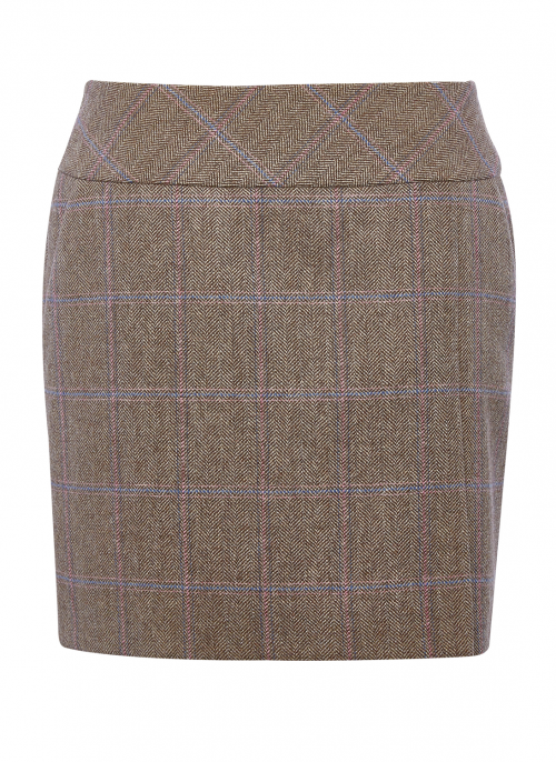 dubarry-bellflower-woodrose-tweed-ladies-skirt