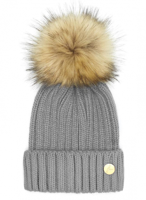 hortons-meribel-grey-bobble-hat-bredonhill