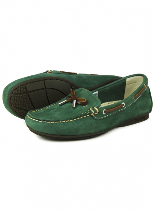 orca-bay-racing-green-ballena-deck-shoes-bredonhillcountry