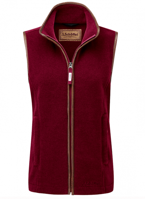 schoffel-lyndon-fleece-ladies-ruby-gilet