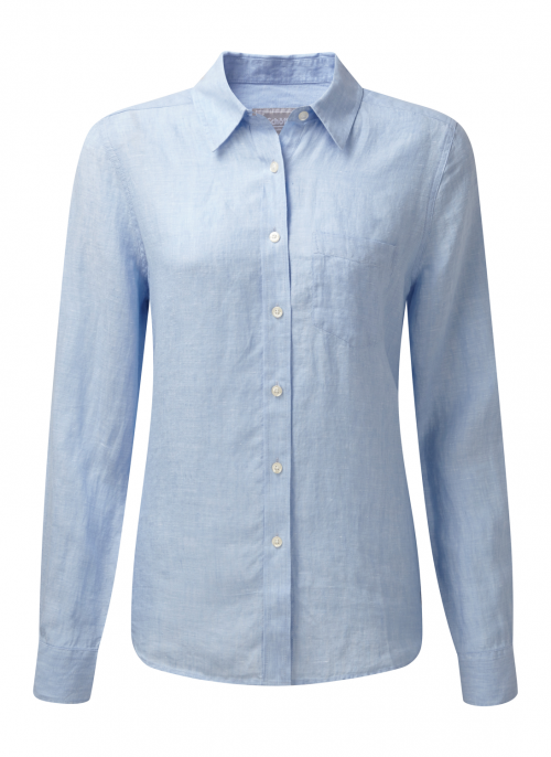 schoffel-saunton-linen-shirt-light-blue-bredonhillcountry