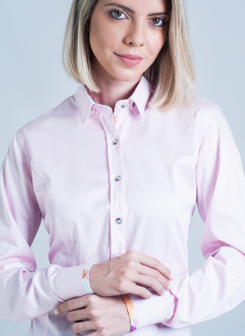 hartwell-layla-pink-plain-satin-ladies-blouse