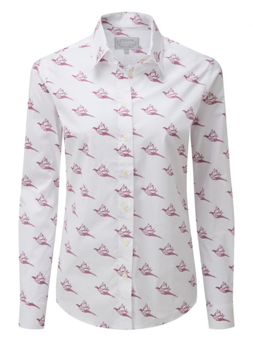 schoffel-norfolk-fig-pheasant-ladies-shirt