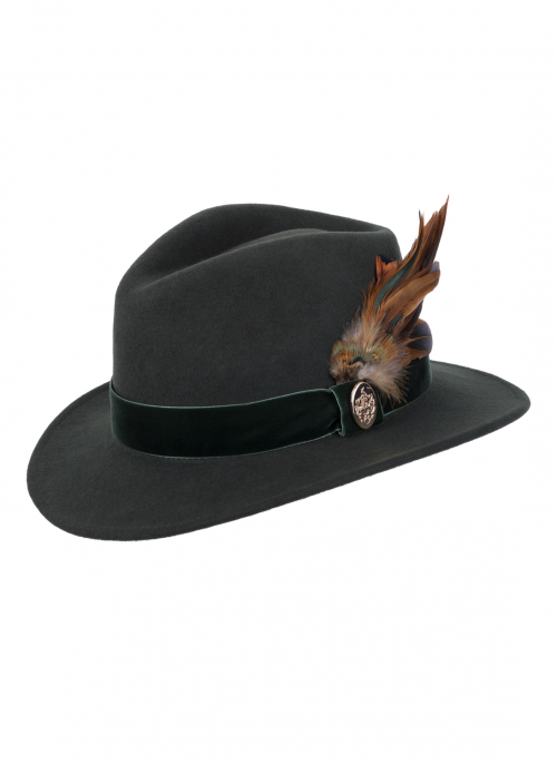 hicks-and-brown-chelsworth-olive-green-fedora-hat