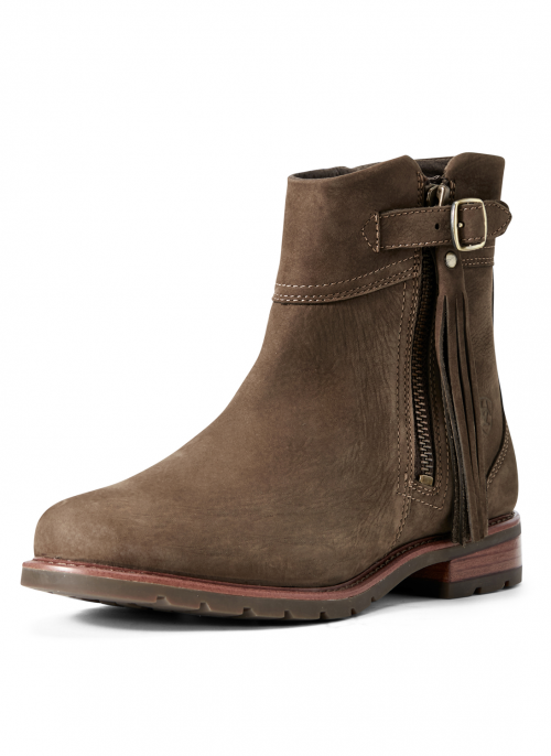 Ariat-abbey-dark-olive-short-tassel-boots