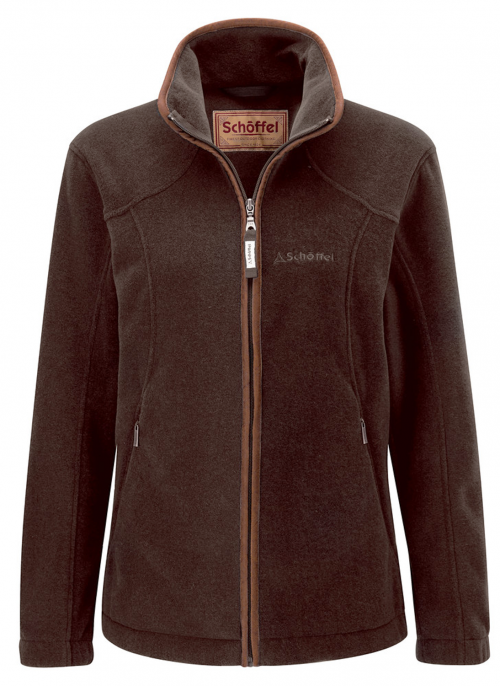 schoffel-burley-fleece-mocha-ladies-jacket