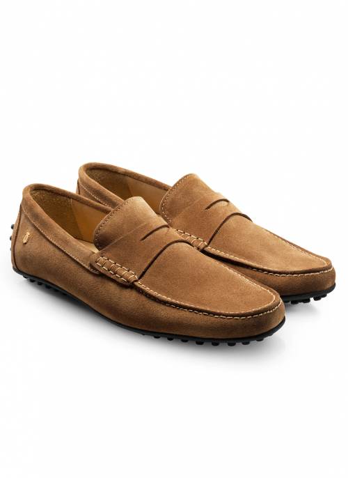 fairfax-and-favor-men's-tan-suede-monte-carlo-driving-shoes