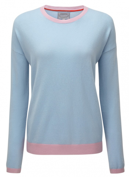 jessica-cornflowerblue-merino-wool-ladies-jumper