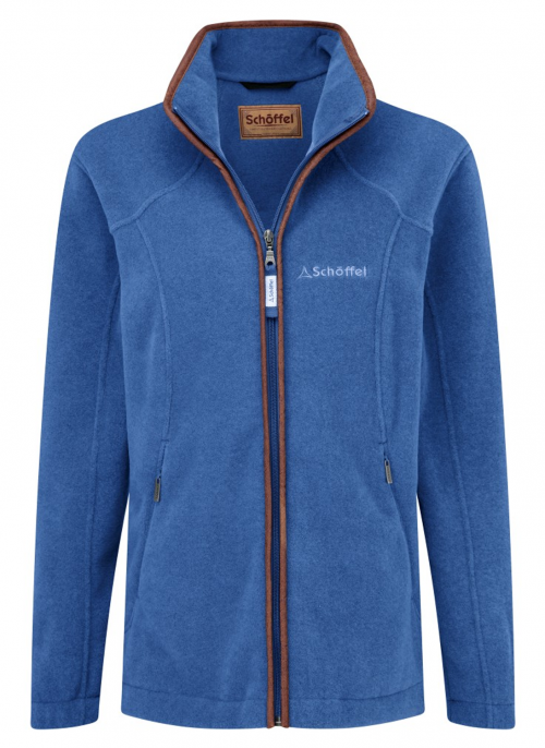 schoffel-burley-cobalt-blue-fleece-jacket