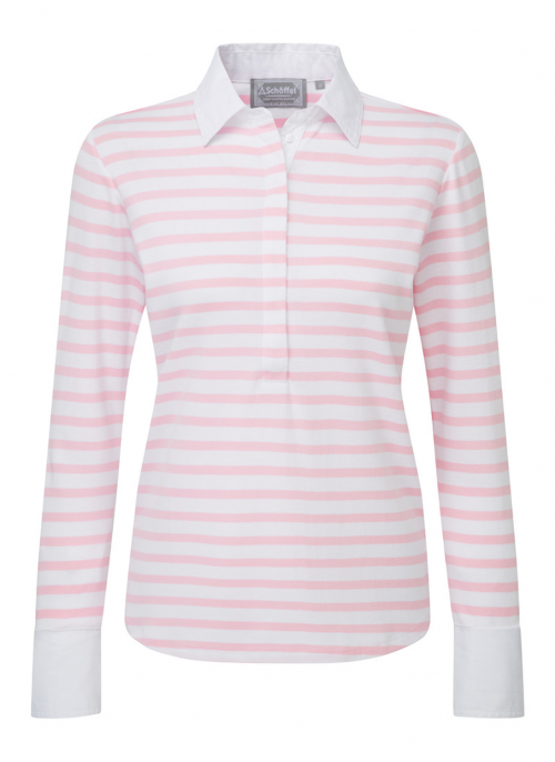 schoffel-salcombe-harbour-stripe-pink-ladies-shirt