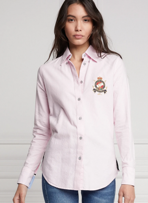 holland-cooper-ice-pink-oxford-shirt