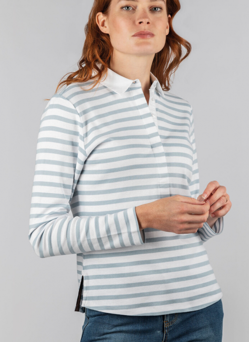 schoffel-sunny-cove-ice-grey-striped-top