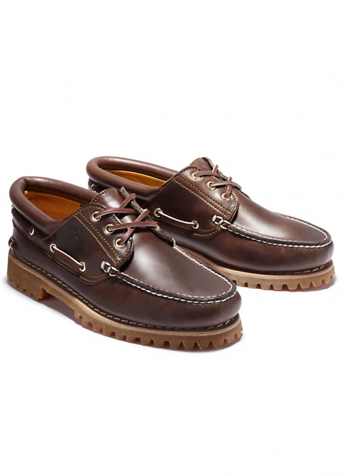 timberland-brown-boat-shoes